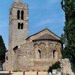 Eglise Saint Saturnin de Pouzols Minervois